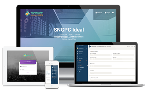 Sistema SNGPC Anvisa Web